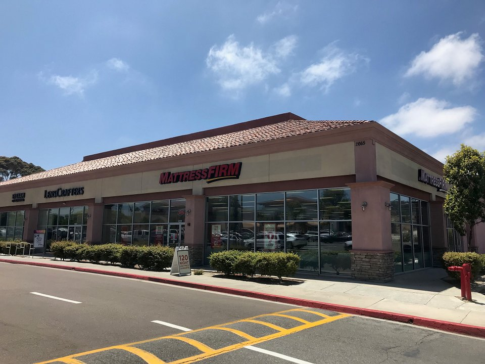 Mattress Firm Oceanside
