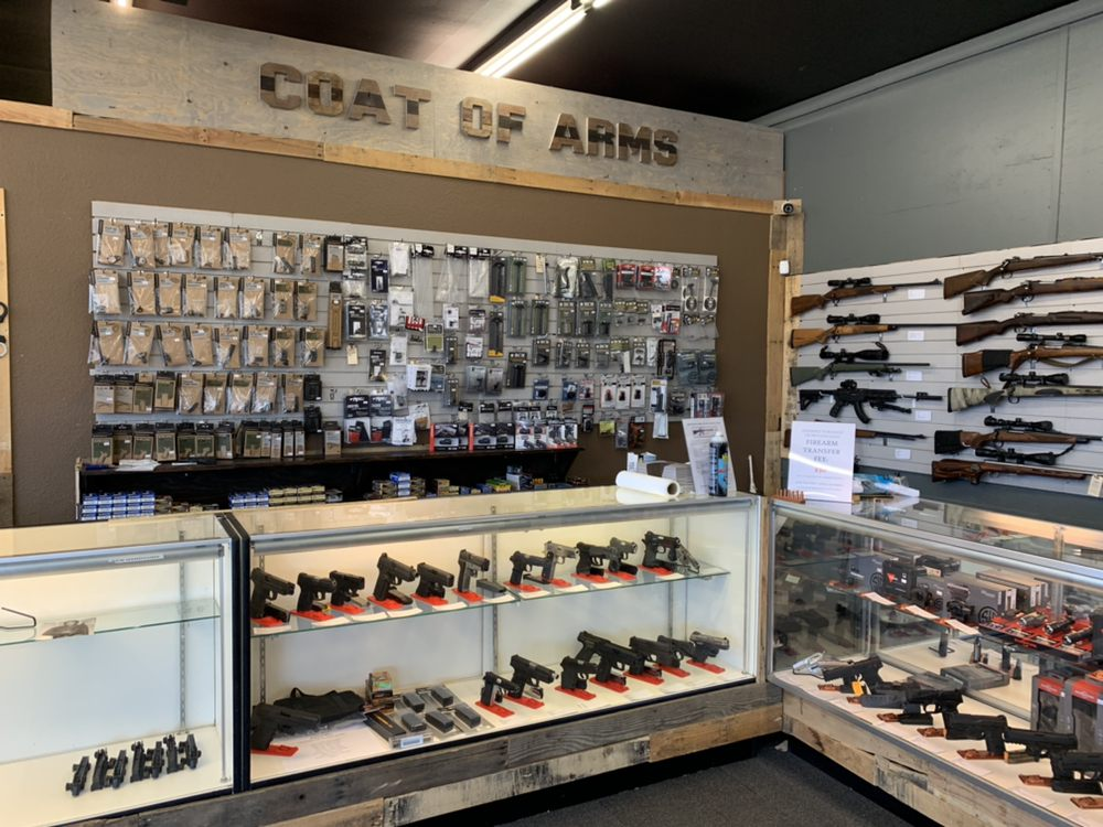 Coat of Arms Firearms & Cerakoting: 4190 River Rd N, Keizer, OR