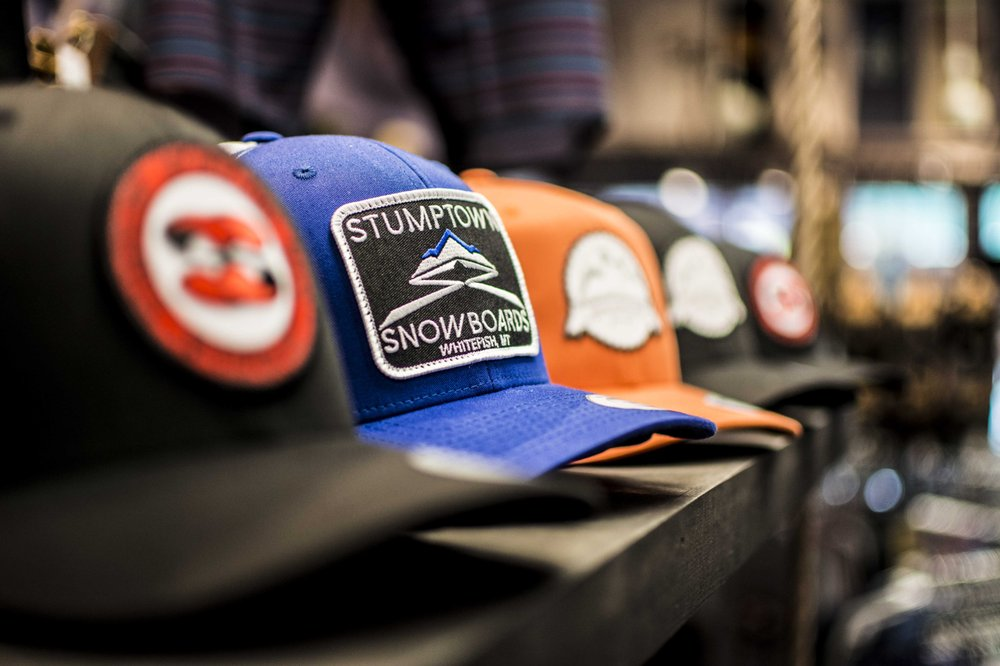 Stumptown Snowboards: 128 Central Ave, Whitefish, MT