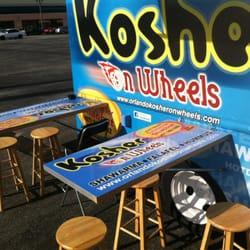 Orlando Kosher On Wheels