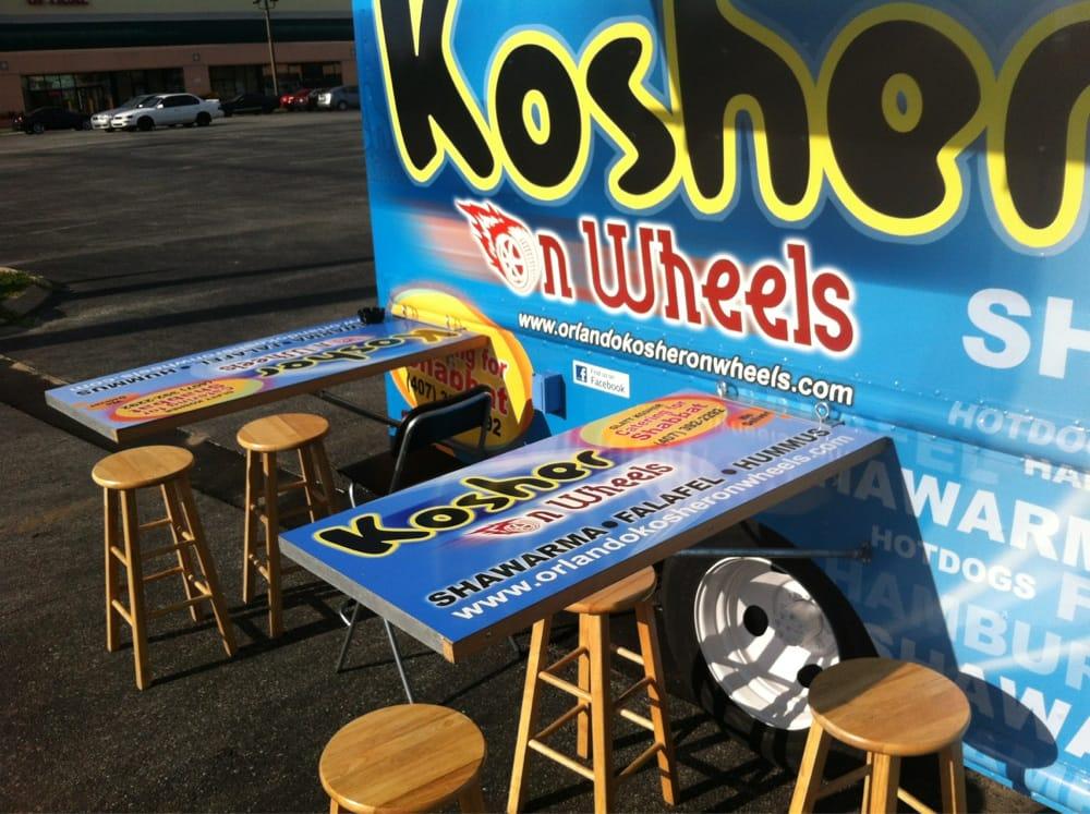 Orlando Kosher On Wheels: 5425 International Dr, Orlando, FL