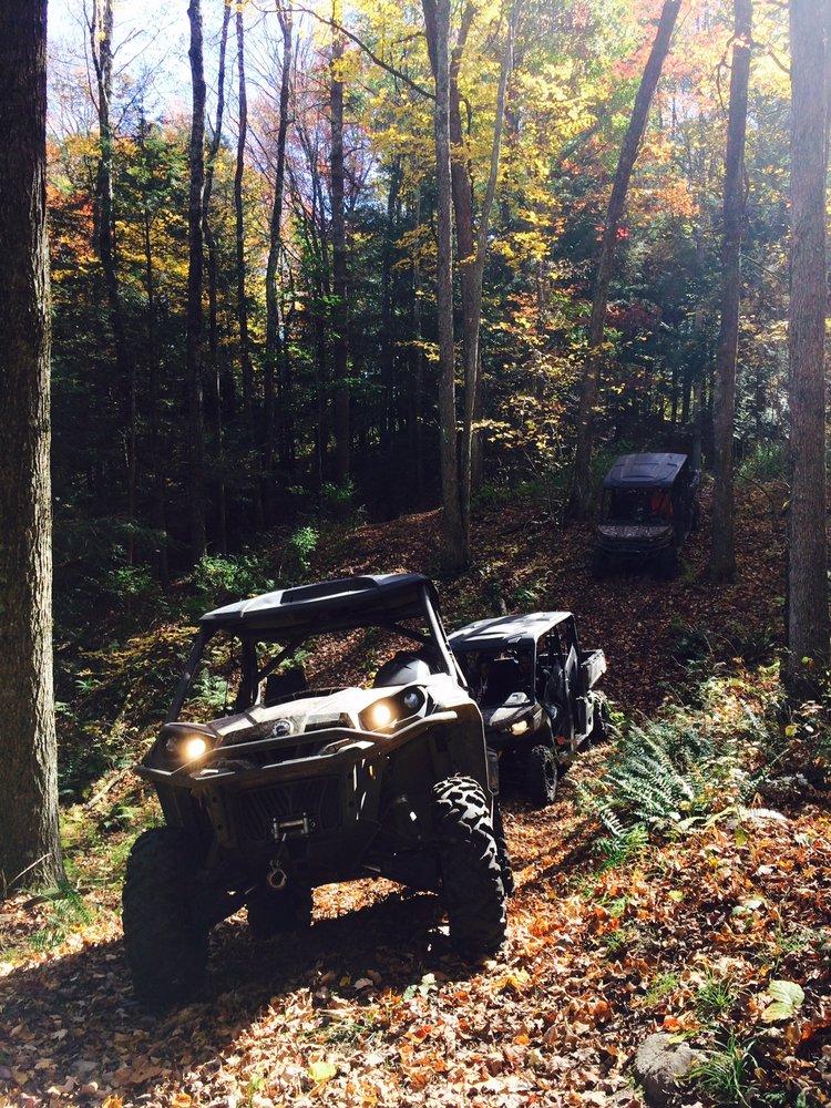 Backyard Adventure UTV Tour: 30 Allyndale Rd, East Canaan, CT