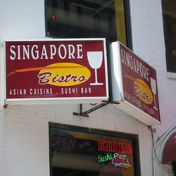 Singapore Bistro logo