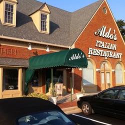 Photo Of Aldo S Italian Restaurant Tucker Ga United States Entrance