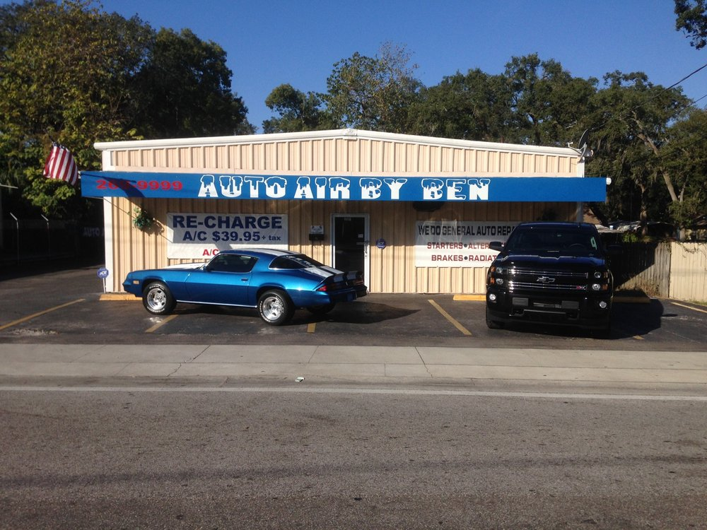 Auto air by ben 33 reviews garages 8406 n blvd for Garage ben autos