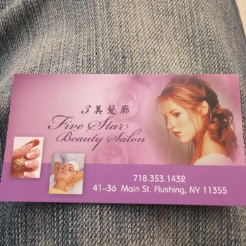 Five star beauty salon hair salons 41 36 main st downtown photo of five star beauty salon flushing ny united states their business reheart Gallery