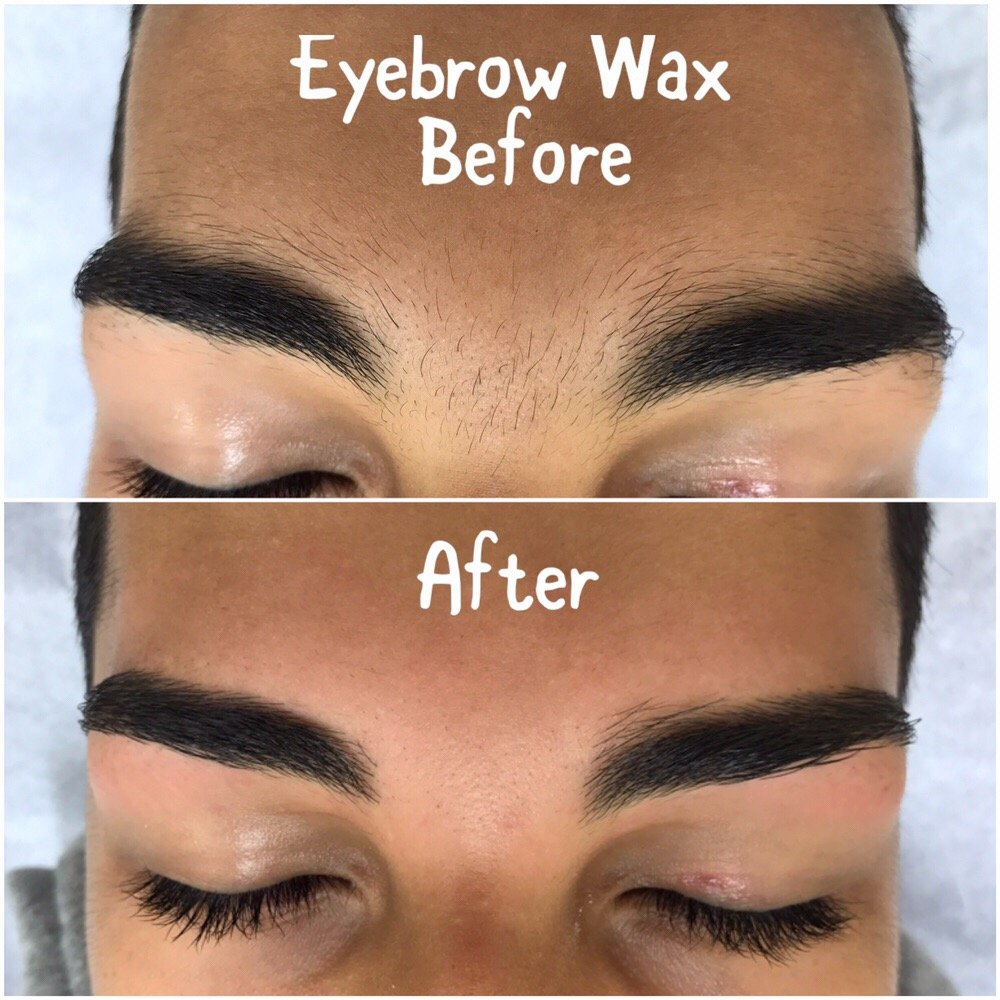 Mens Eyebrow Wax Yelp