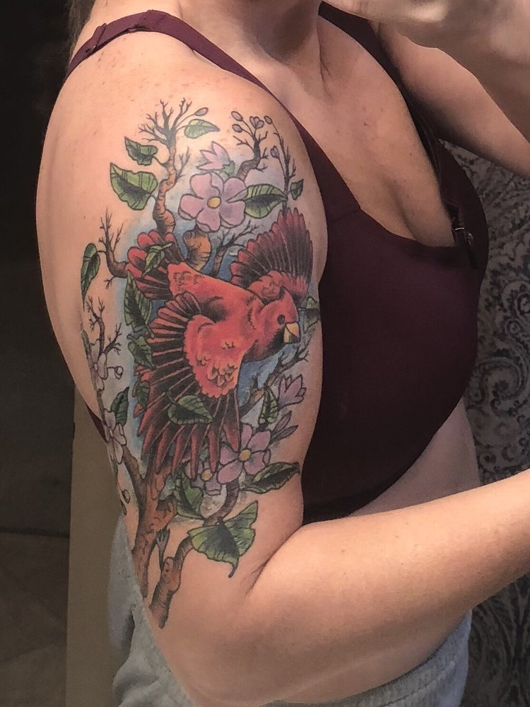Dark Horse Tattoos: 395 Garrisonville Rd, Stafford, VA