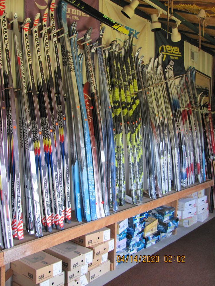 Podunk X C Ski Shop: 9147 State Route 96, Interlaken, NY