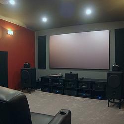 arizona sound light home theatre installation 1530 e broadway