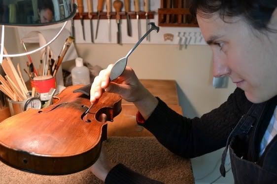 Soroka Violins: Garden Valley, CA