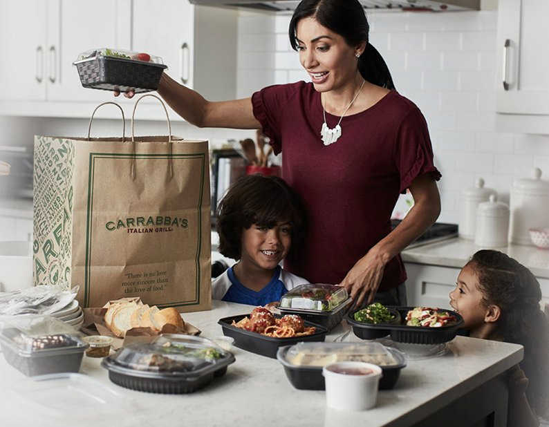 Carrabba's Italian Grill: 6540 W Saginaw Hwy, Lansing, MI