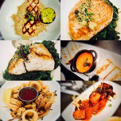 Fish Restaurant Bar