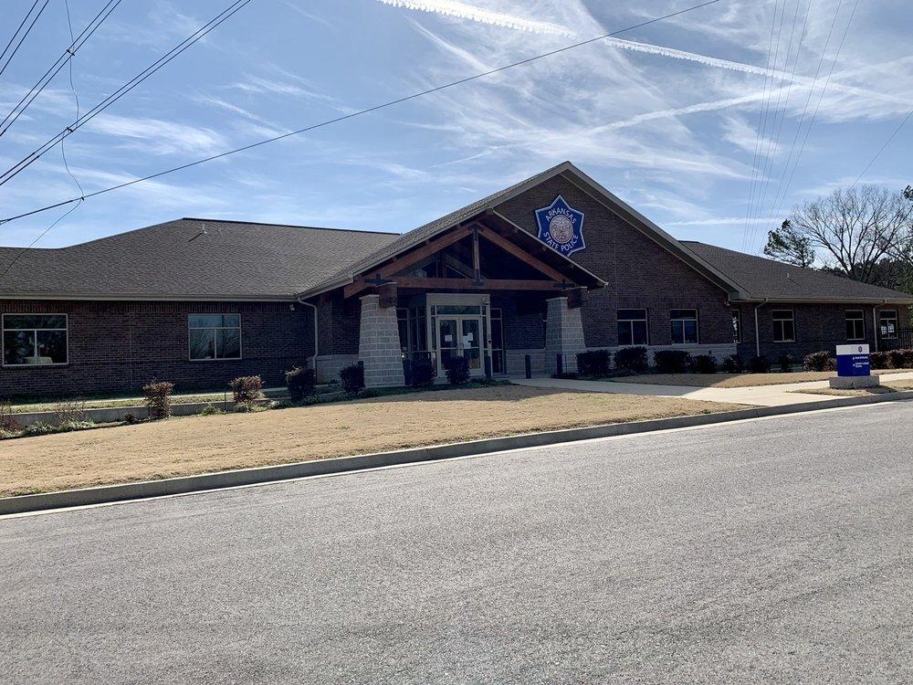 Arkansas State Police: 1237 N Myrtle St, Warren, AR