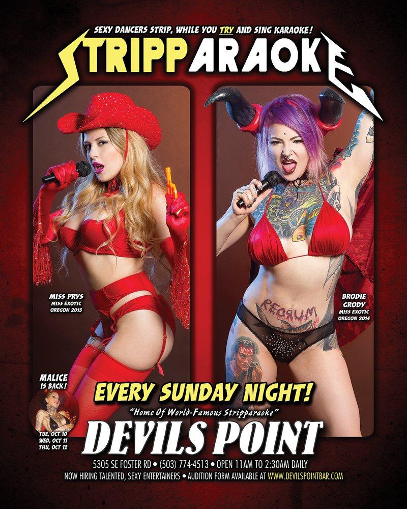 Devils Point: 5305 SE Foster Rd, Portland, OR