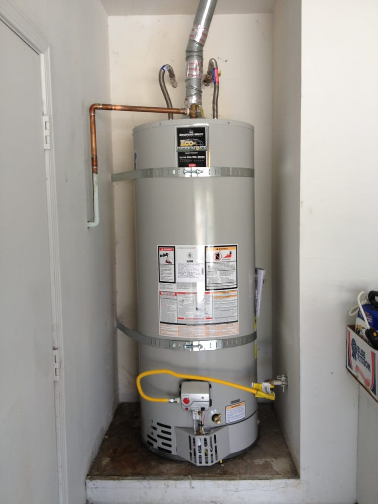 Bradford Water Heater >> Water heater after- Bradford White Eco-Defender - Yelp