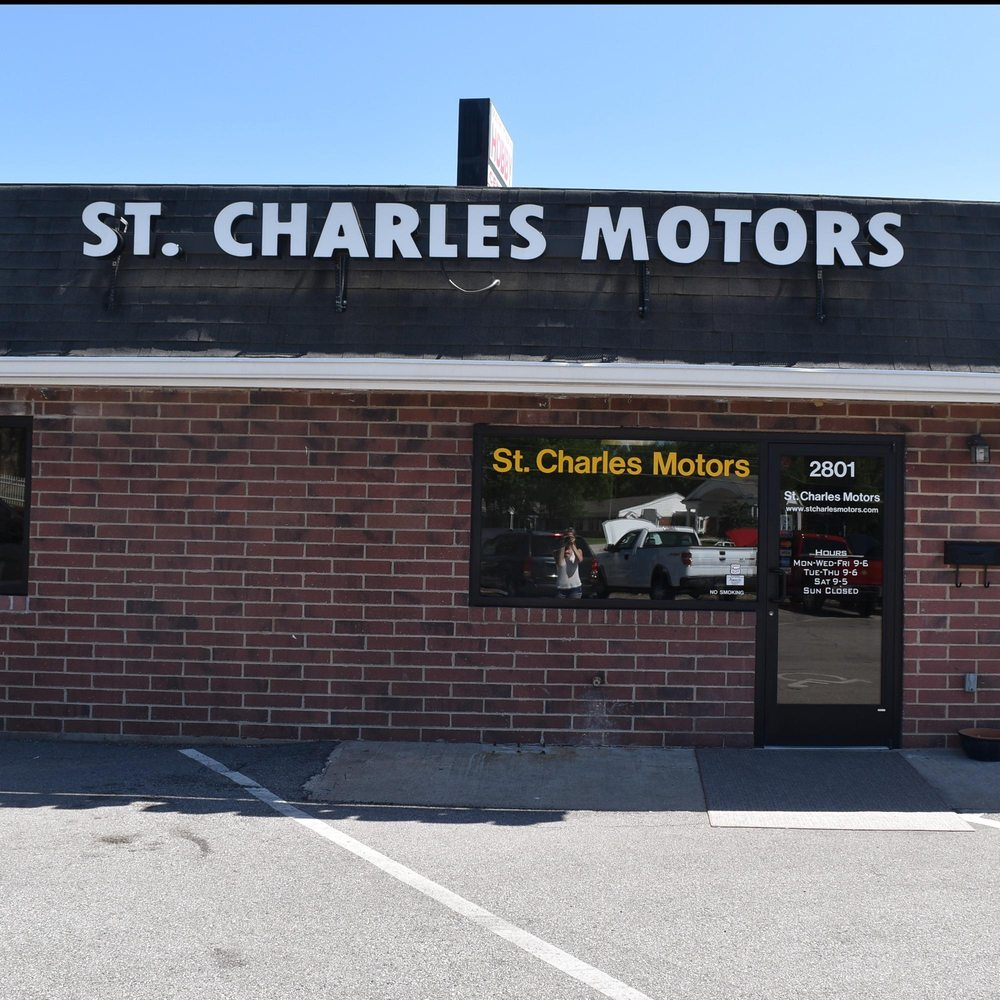 St Charles Motors >> St Charles Motors 10 Photos Car Dealers 2801 W Clay