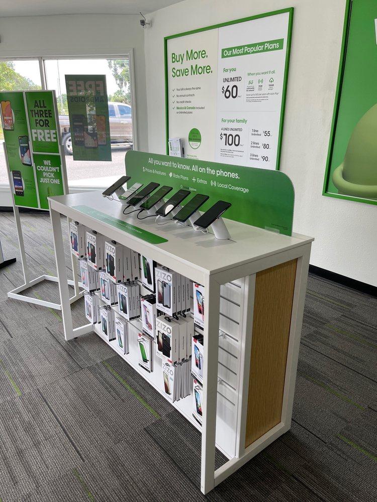 Cricket Wireless Authorized Retailer: 4718 US 17 N, Bowling Green, FL