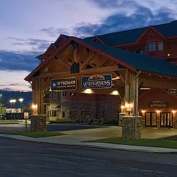 Photo Of Wyndham Vacation Resorts Great Smokies Lodge Sevierville Tn United States