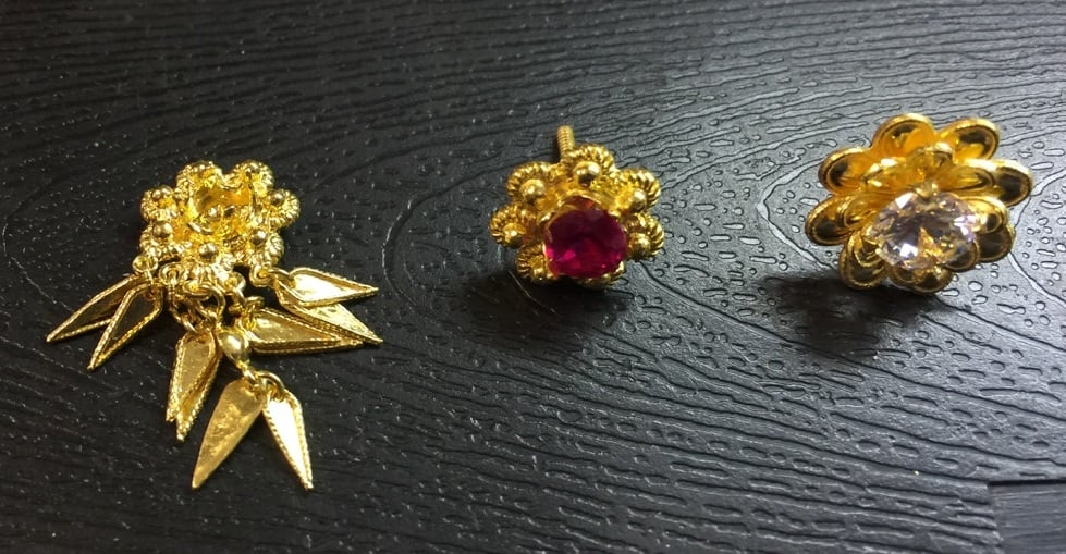 Laos Gold Jewelry November 2019