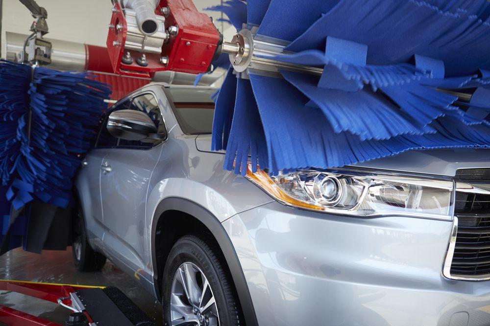 Car Wash Diamond Shine Express
