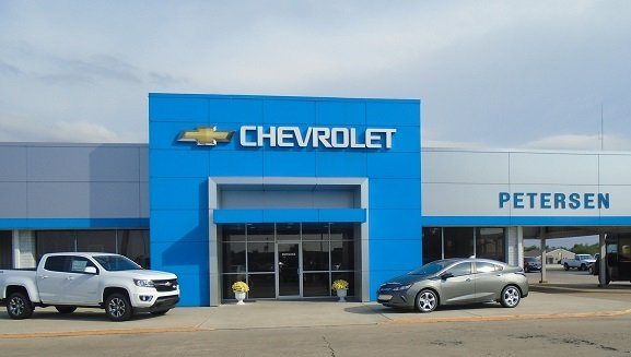 Petersen Chevrolet Buick: 1006 West Oak St, Fairbury, IL