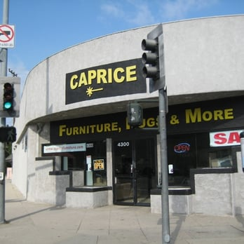 Photo Of Caprices Furniture   Culver City, CA, United States. Store Front