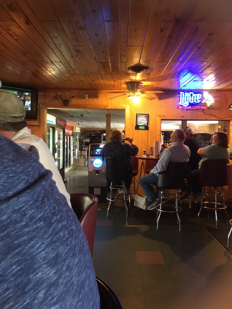 Mark's Bar: 148 W Hwy 210, McGregor, MN