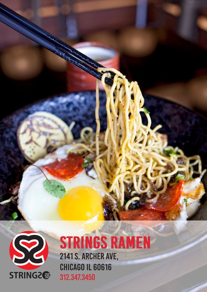Strings Ramen Shop