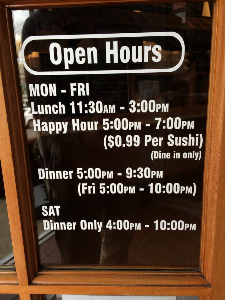 Hours yelp for Asian cuisine hours