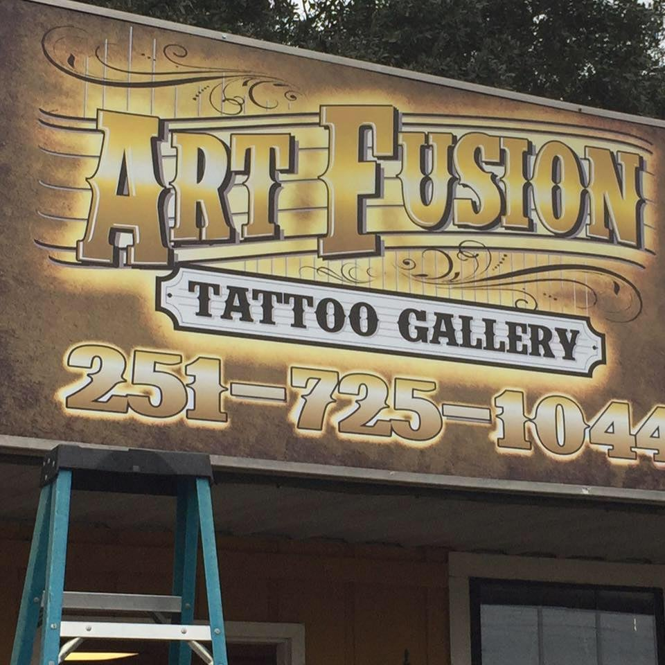City Of Saraland Al: Photos For Art Fusion Tattoo Gallery