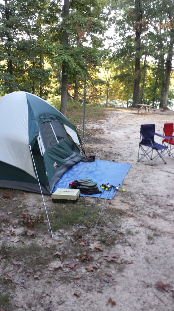 Washington County Lake Conservation Area: 18500 Conservation Dr, Nashville, IL
