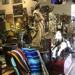 Santa Fe Flea Circus Antiques 513 Camino De Los Marquez Nm Phone Number Yelp