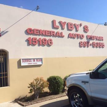 Liby S General Auto Repair Motor Mechanics Repairers