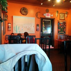 Photo Of Mexico Lindo   Whitby, ON, Canada. Seating Area