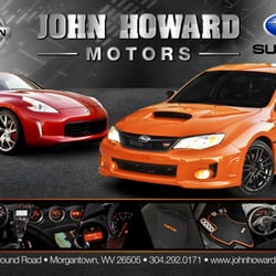 john howard motors 1730 mileground rd