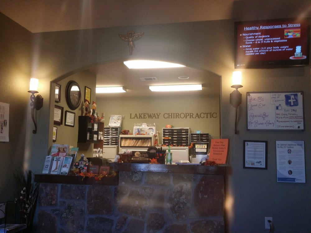 Lakeway Chiropractic: 605 W Main St, Gun Barrel City, TX