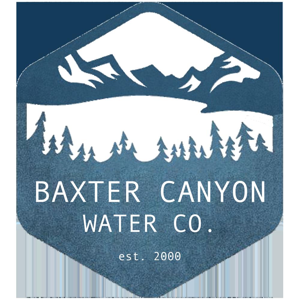 Baxter Canyon Water: Auburn, CA