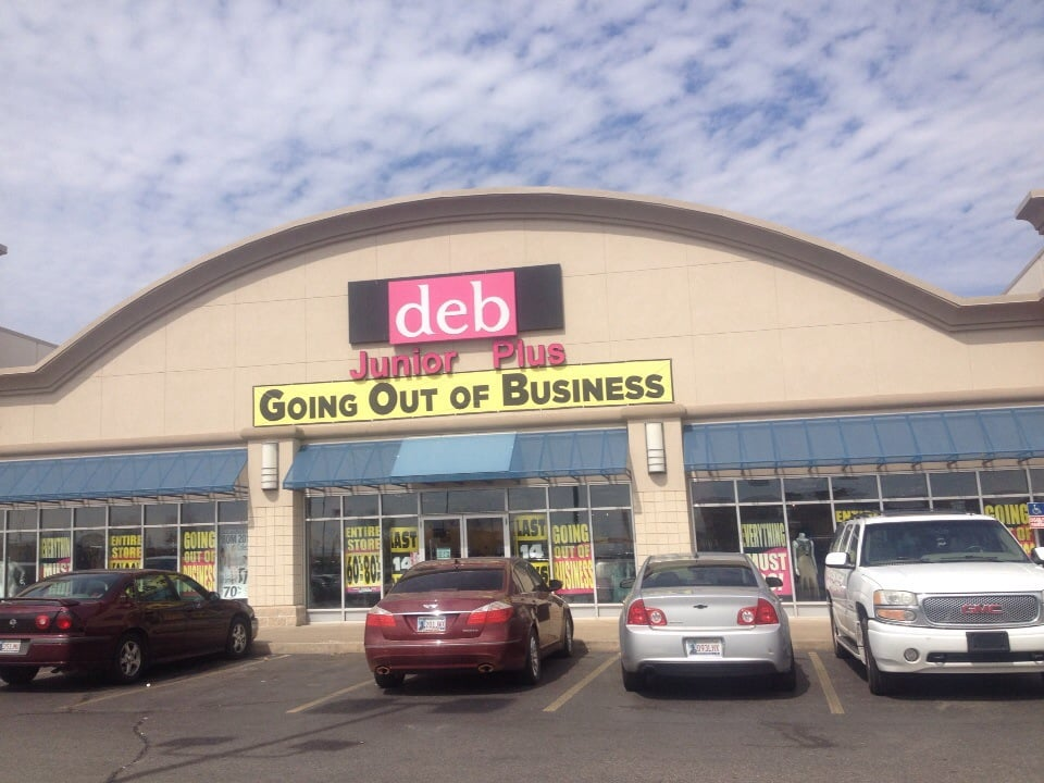 Debs clothing store phone number