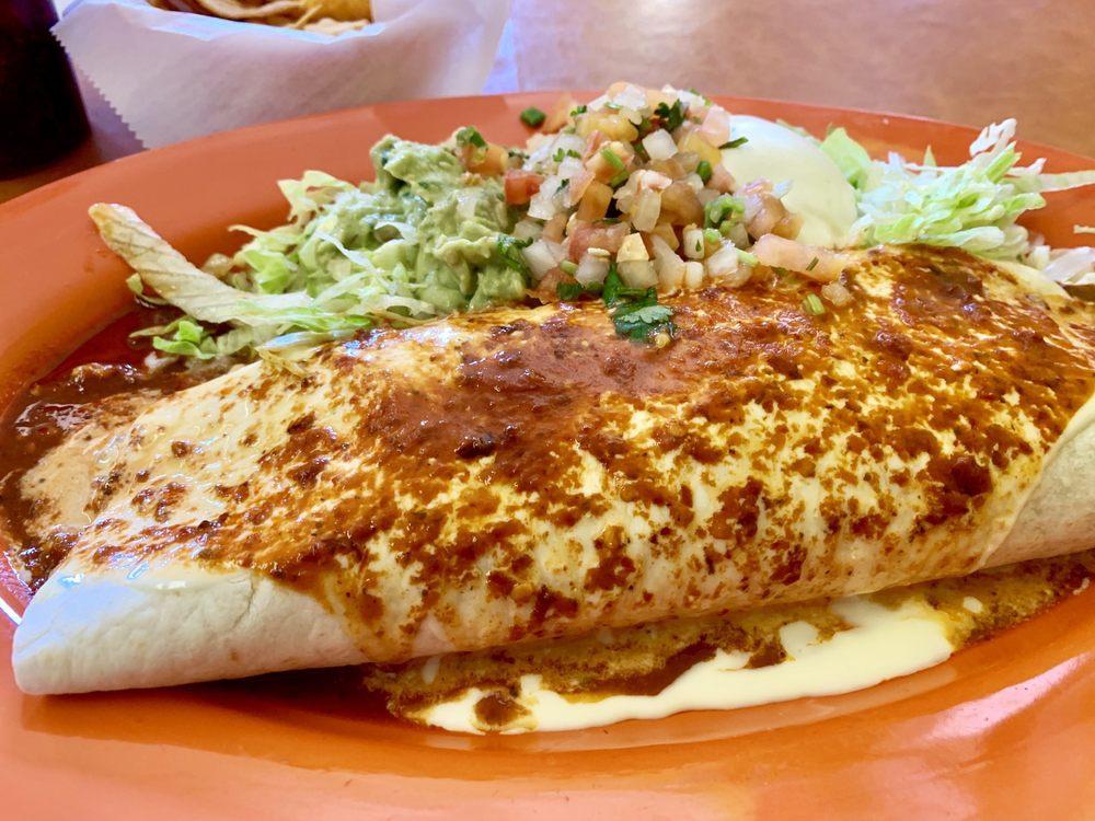 La Riviera Mexican Grill: 215 Arthur St, Manistee, MI