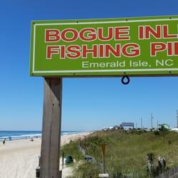 Bogue inlet fishing pier 18 fotos 11 beitr ge angeln for Bogue inlet fishing pier emerald isle nc