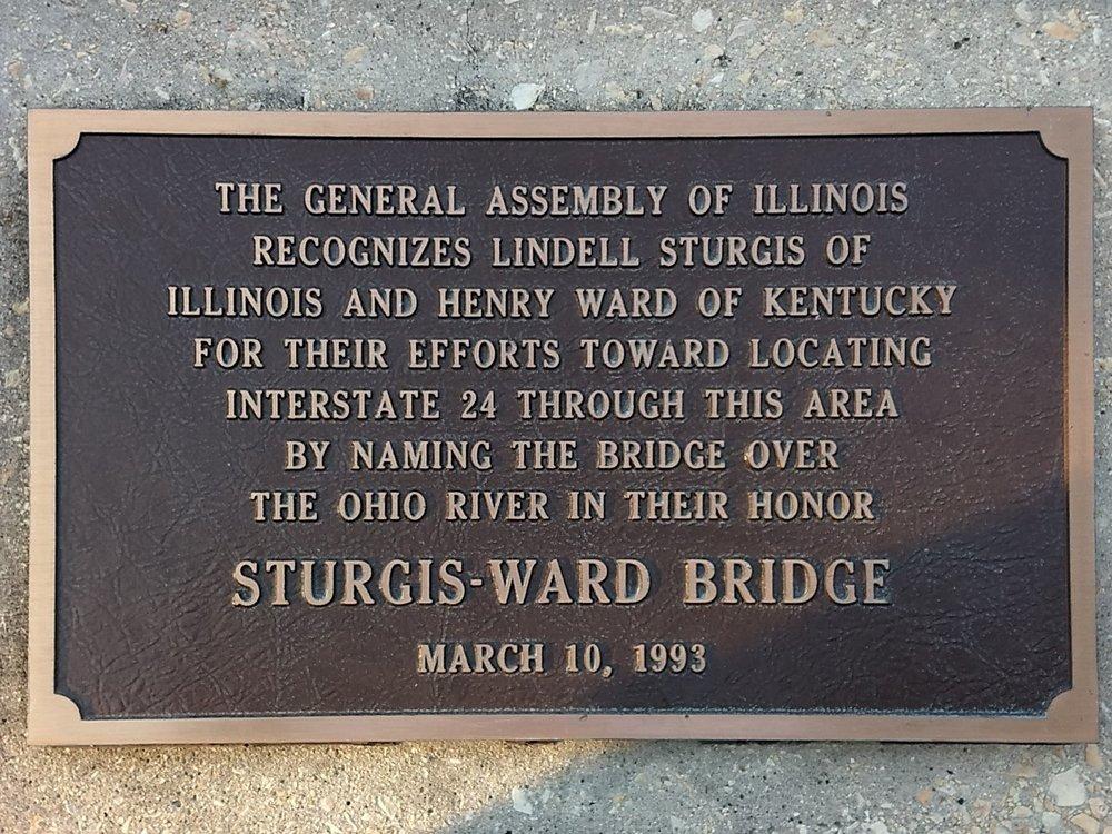 Sturgis-Ward Bridge: Metropolis, IL