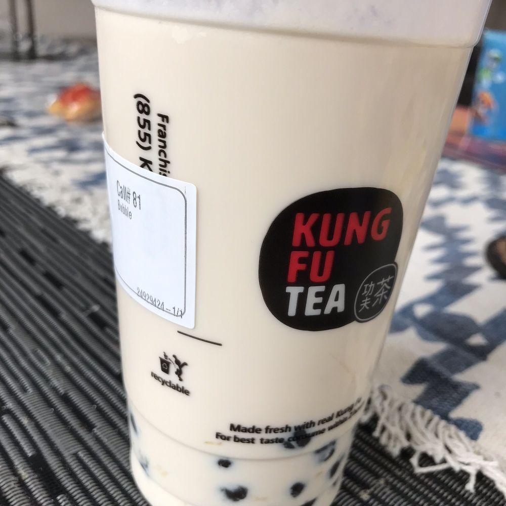Kung Fu Tea: 1110 S 71st St, Omaha, NE