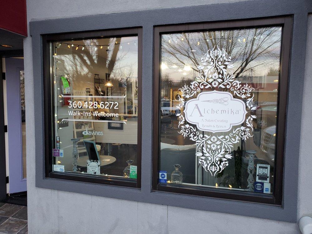 Alchemika Salon: 823 Cleveland Ave, Mount Vernon, WA
