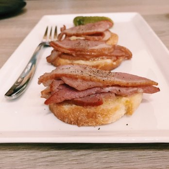 Photo of Qochon   Fremont  CA  United States  Smoked Duck Crostini   MustQochon   310 Photos   227 Reviews   Vietnamese   4169 Cushing Pkwy  . Healthy Places To Eat In Fremont Ca. Home Design Ideas