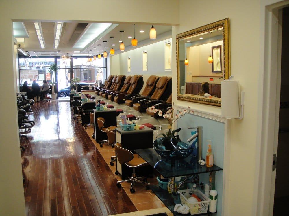 Photos for cosmos fine nail salon yelp for 24 hour nail salon atlanta