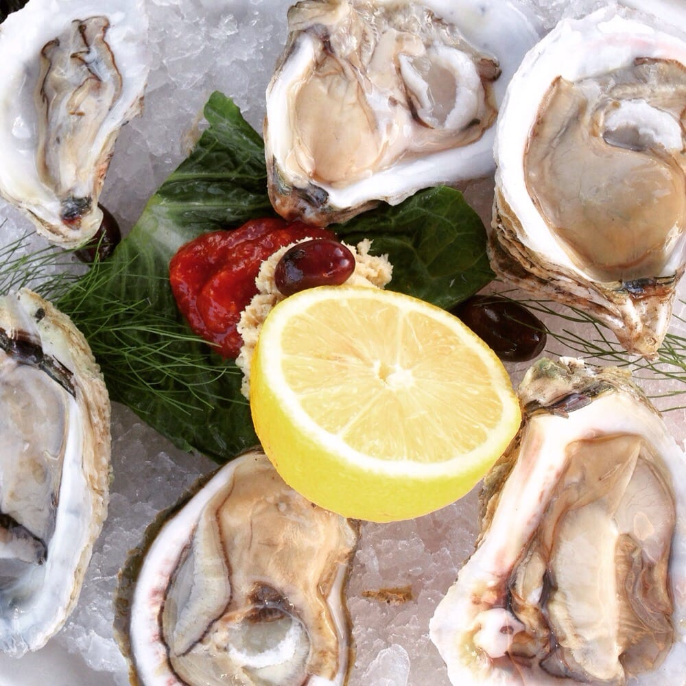 1 2 dz oysters yelp for Boston fish market des plaines illinois