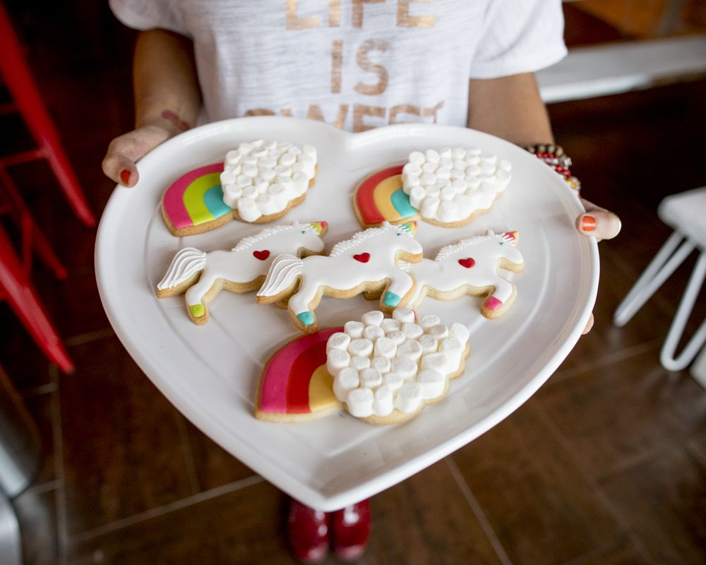Sweet Dani B Cookie Kitchen & Petite Party Studio: 717 Bangs Ave, Asbury Park, NJ