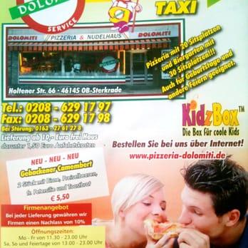 pizzeria dolomiti pizza holtener str 66 oberhausen nordrhein westfalen beitr ge zu. Black Bedroom Furniture Sets. Home Design Ideas