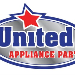 United Appliance Parts Appliances Amp Repair 2038